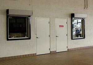 Door That Protect Agaisnt Fire Fire Proof Roll Up Door