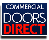 commercial doors direct main logo