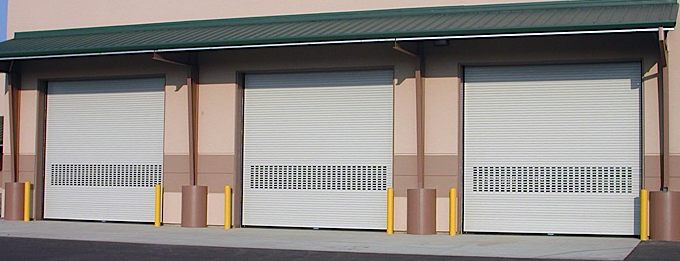 Wonderful Insulated Commercial Roll Up Door