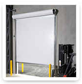Commercial door medium duty series